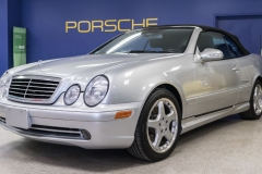 2002 Mercedes CLK 55AMG