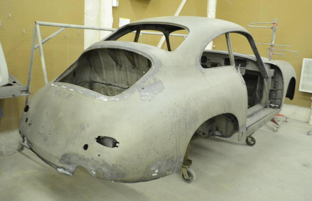 1959 Porsche 356 Coupe