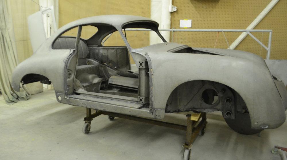 1959 Porsche 356 Pre A Coupe