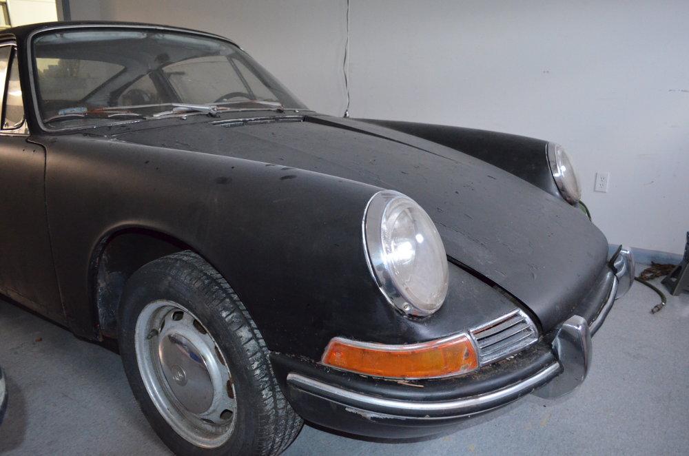 #6100 1966 Porsche 912 Coupe