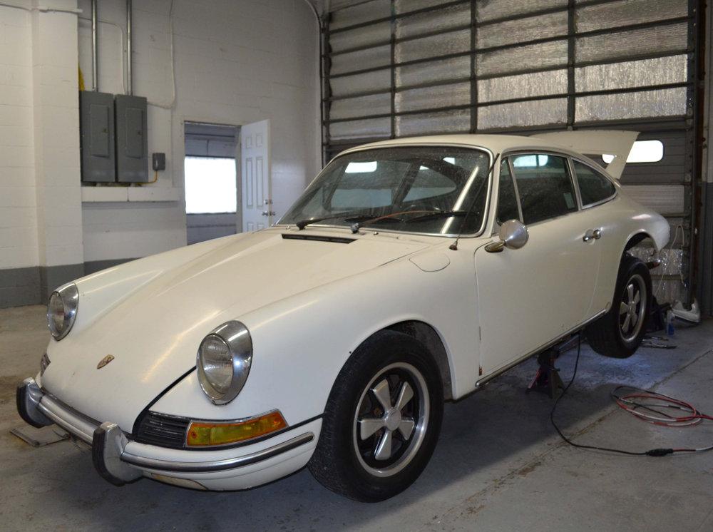1968 Porsche 912 Coupe 5 Gauge