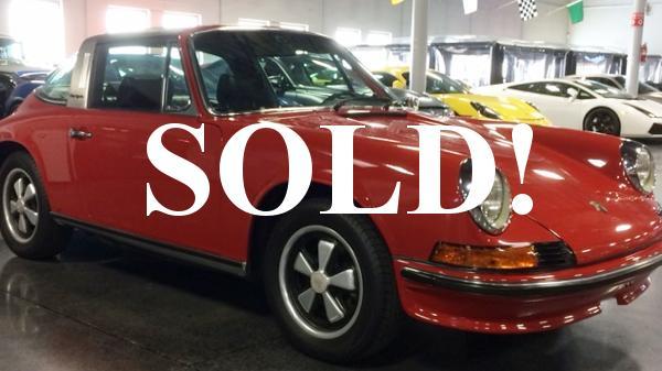 #0073 1973 Porsche 911S