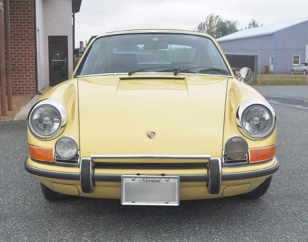 #0200 1969 Porsche 911E
