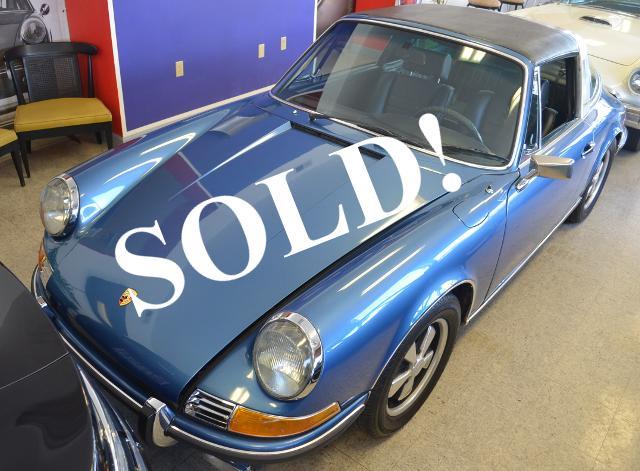 #0318 1969 Porsche 911S