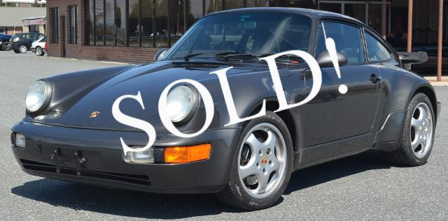 #0497 1991 Porsche 964 Turbo