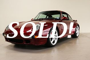 #0701 1996 Porsche 993 Turbo