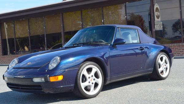 #1216 1998 Porsche 993