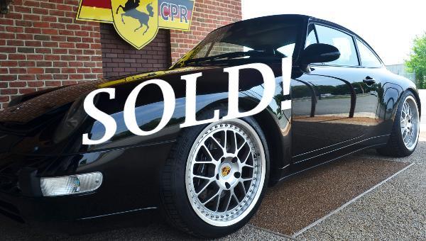 #1326 1997 Porsche 993