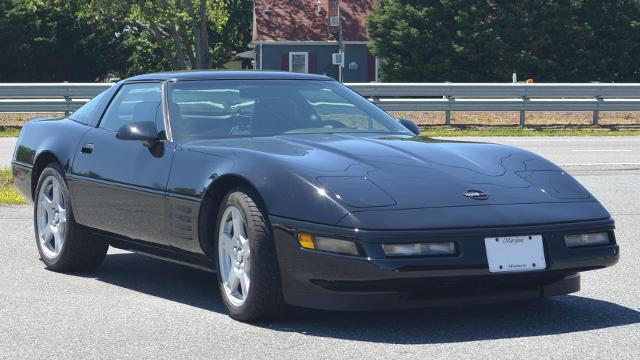 1991 Corvette, Top Flight Award