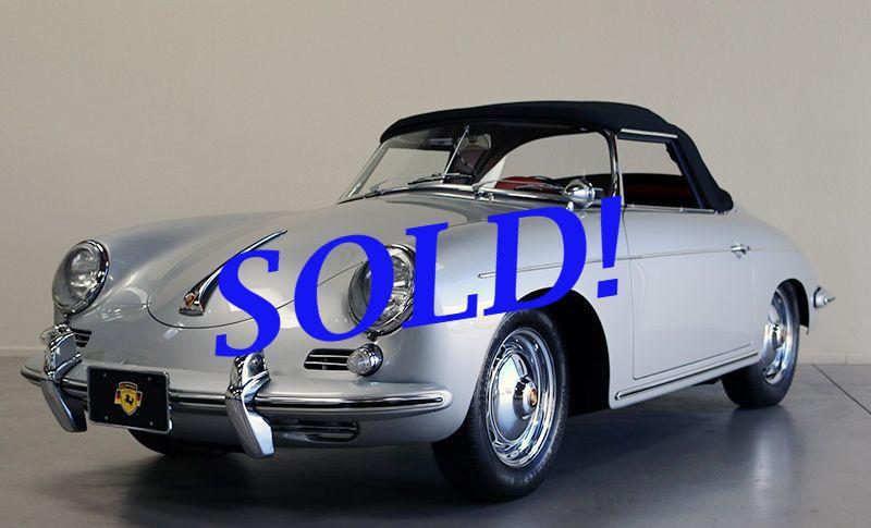 #2168 1961 Porsche 356B