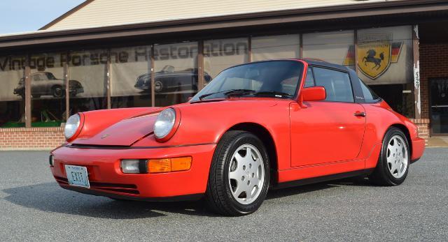 #0190 1990 Porsche 964